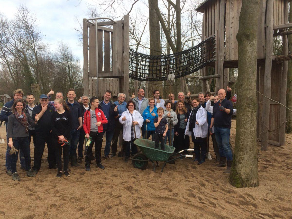 NL Doet: Maak de Natuurspeeltuin speelklaar, help mee!